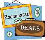 Roommates with Deals