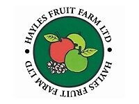 Farmshop/Tearoom Assistants - Hayles Fruit Farm