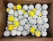 50 x Golf Balls Mixed Brands