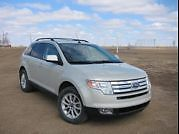 2007 Ford Edge SEL SUV AWD, Crossover