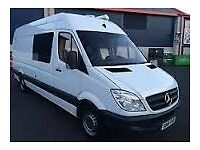 mercedes sprinter wanted or vw crafter lwb or xlwb van wanted citroen why