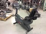 Life Fitness 9500HR Next Generation Commercial Recumbent Bike
