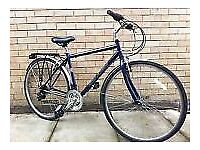 Raleigh Urban Mens Commuter Cycle