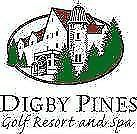 Certificate Green fee's for Two Golfer's Digby Pines