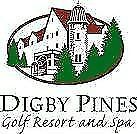 Certificate Green fee's for Four Golfer's Digby Pines
