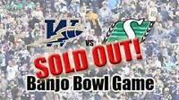 Blue Bombers Banjo Bowl Sept 12