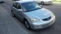2003 Acura EL gris Berline