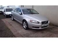 volvo s80 sports auto d5 2007 all parts available