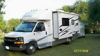 Looking to buy--Class C or B motorhome
