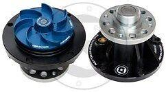 bulletproof diesel 6 0l powerstroke 100mm water pump billet f250 f350 f450 f550. Black Bedroom Furniture Sets. Home Design Ideas