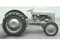 Wanted Ferguson TE20 Tractor