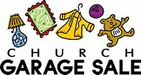 Annual Church Garage Sale, St. George