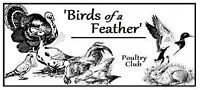 `Birds of a Feather` Club Auction THIS Saturday!