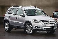 Volkswagen Tiguan 2.0TDI ( 140ps ) 4Motion 2008MY SE