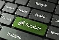 Certified translation services Spanish and Portuguese