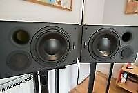 Dynaudio BM15 passive studio monitors (pair)