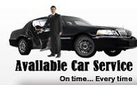 Airport service taxi limo ☎️✈️ 416-407-7355