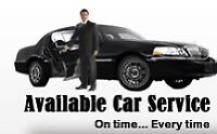 Airport service limo rental ☎️✈️ 416-407-7355