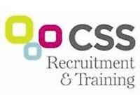 Immediate start - 360 driver Required Stowmarket (£17ph) 3 months work CPCS Card