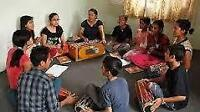 Indian Classical Music Classes with Hindi Language Tution.