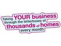 YOUR LEAFLETS DELIVERED FROM £30.00 PER 1000