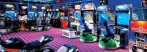 Wanted: arcade or pinball machines
