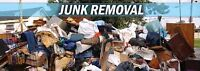 Garbage and junk removal service
