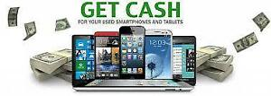 Get Cash Today For Your Phone iPad and Macbook!