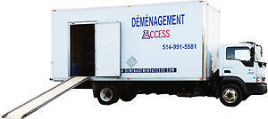 ALL ACCESS MOVING MONTREAL WEST ISLAND DEMENAGEURS West Island Greater Montréal image 1