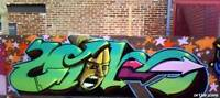 Graffiti Artist, chalk muralist for hire, toronto