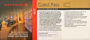 Maple Leaf Lounge Pass / Passes