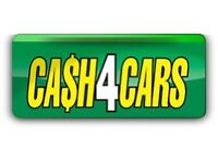 CAR BOUGHT FOR CASH WE BUY ANY CAR 07766257005