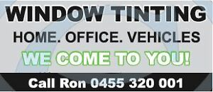 Window Tinting, Mobile Service Gold Coast Merrimac Gold Coast City Preview