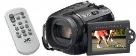 JVC 505 HDD Camcorder