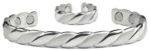 Milan - Magnetic Therapy Cuff and Ring Set NEW