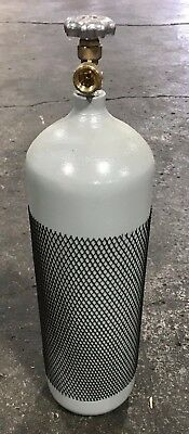 60 Cf Cylinder Inert For Welding - Bottle Tank Cga580 Argon Argonco2 Helium