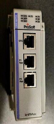 Mvi69-gsc Prosoft For Allen Bradley Compact Logix Comm Adpter Mvi69gsc 163c