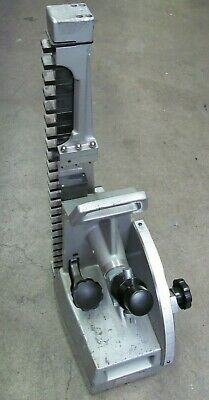 Starrett Webber Optical Height Gauge Inspection Gage Model 25