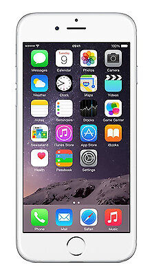Apple iPhone 6 16GB Unlocked GSM 4G LTE Dual-Core Smartphone 8MP - Silver
