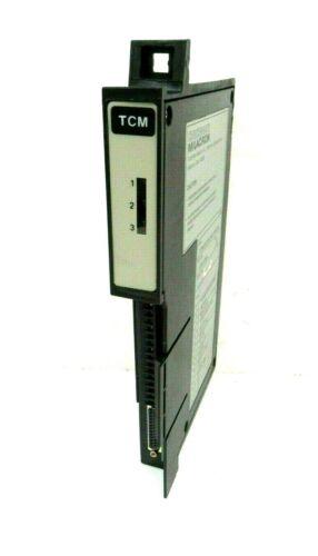 USED CINCINNATI MILACRON 3-700-0185A TORQUE CONTROL MODULE REV A 37000185A