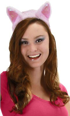 My Little Pony Pinkie Pie Ears Headband Costume Accessory Pink Cosplay LICENSED