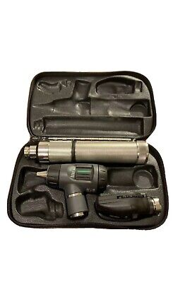 Welch Allyn Macroview Ophthalmoscope Plugin Handle Diagnostic Led 97200-mcl