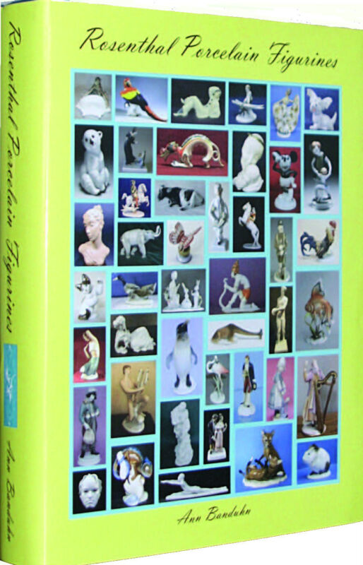 Rosenthal Porcelain Figurines Book - Collectors