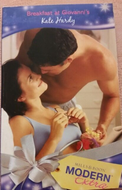 Mills and Boon Books - BREAKFAST AT GIOVANNI'S by Kate Hardy