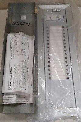 Jeron 8790 Annunciator 30 Leds With Flush Back Box