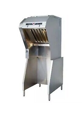 Stand Alone Ventless Hood Self-contained Commercial Ventless Hood W Stand