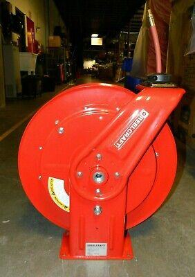 Reelcraft 75 Spring Retractable Hose Reel Hd76075 Olp