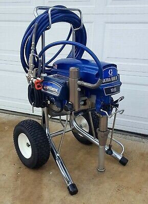 Graco Ultra Max Ii 1095 Electric Airless Paint Sprayer1595795695