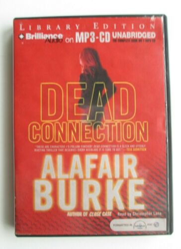Dead Connection by Alafair Burke MP3 CD Unabridged audiobook