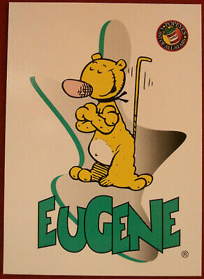 POPEYE - Individual Card #06 - Eugene The Jeep - Card Creations - 1994